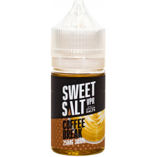 Жидкость Sweet Salt VPR 30 мл Coffee Break 25 мг/мл