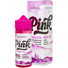 Жидкость Maxwells 120 мл Pink MAXVG 120 мл 3 мг/мл  Охлажденный малиновый лимонад