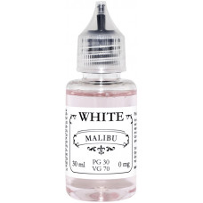 Жидкость EcoCig 30 мл White Malibu 0 мг/мл
