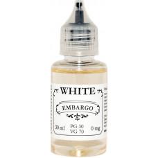 Жидкость EcoCig 30 мл White Embargo 0 мг/мл