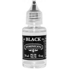 Жидкость EcoCig 30 мл Black Dominicana 0 мг/мл
