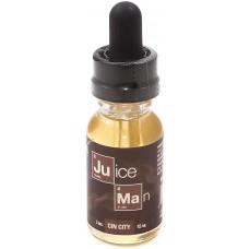 Жидкость Juice Man 15 мл Cin City 3 мг/мл