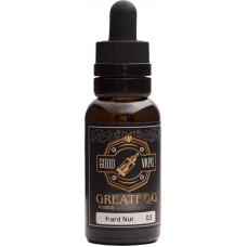 Жидкость Good Vape GreatFog 30 мл Hard Nut 3 мг/мл