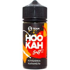 Жидкость S Team Salt 100 мл Hookah Клубника Карамель 3 мг/мл