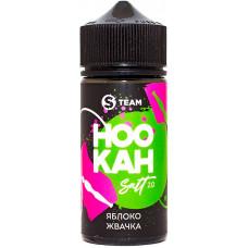 Жидкость S Team Salt 100 мл Hookah Яблоко Жвачка 3 мг/мл