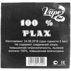 Лён mild FLAX 100% Лен VapeBar