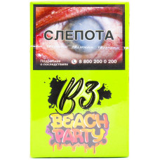 Табак B3 50 гр Beach Party