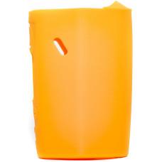 Чехол для Reuleaux RX200 и RX200S силикон Оранжевый