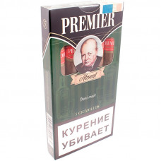 Сигариллы Premier   Absent (Абсент) 5 шт