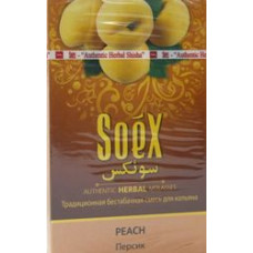 Смесь SoeX Персик (50 гр) (кальянная без табака)