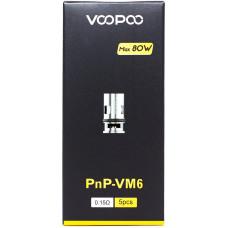 Voopoo Drag X/S Coil PnP-VM6 0.15 Ом Испаритель 1 шт