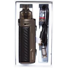 Voopoo Drag S Mod Pod Kit 60W Черный Карбон 2500 mAh 4.5 мл