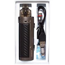Voopoo Drag X Mod Pod Kit 80W Black Carbon 18650 Черный Карбон 4.5 мл (Без Акб)