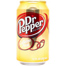 Напиток Dr.Pepper Cafeine Free 355 мл