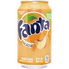 Напиток Fanta Персик 355 мл