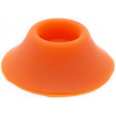 Подставка под аккумуляторы на 1 шт силикон Оранжевый