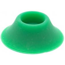 Подставка под аккумуляторы на 1 шт силикон Зеленый