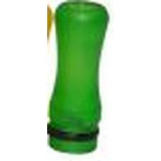 Дрип тип Дельярин Классический Зеленый (drip tip 510) PLA07