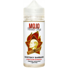 Жидкость Mojo Vape 120 мл World Trip Sovetskiy Barbaris 0 мг