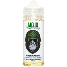 Жидкость Mojo Vape 120 мл World Trip American Pie 0 мг