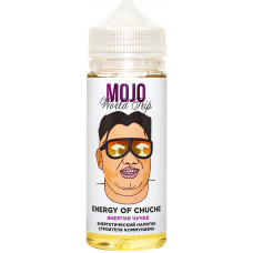 Жидкость Mojo Vape 120 мл World Trip Energy Of Chuche 0 мг