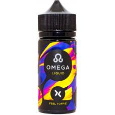 Жидкость Omega X 100 мл Feel Toffie 3 мг/мл