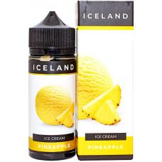 Жидкость Iceland 120 мл Pineapple 3 мг/мл