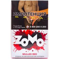 Табак Zomo 50 гр Mulled Red