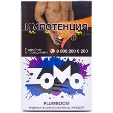 Табак Zomo 50 гр Plumboom