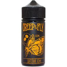 Жидкость Creep n Fly 100 мл Датский Кофе 0 мг/мл