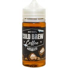 Жидкость Nitros Cold Brew 100 мл Macchiato 3 мг/мл