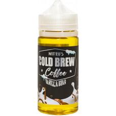 Жидкость Nitros Cold Brew 100 мл Vanila Bean 3 мг/мл