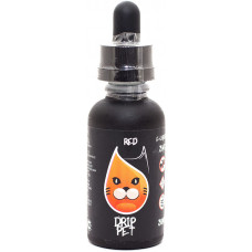 Жидкость Drip Pet 30 мл Красный 3 мг/мл