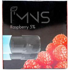 Картридж IMNS Raspberry 2-Pack 1.6 мл 50 мг