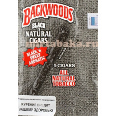 Сигариллы Backwoods Sweet Aromatic 5шт. 5*8*40