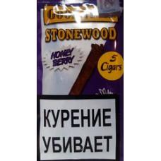 Сигариллы Good Times Stonewood 5 шт Медовые ягоды Стоунвуд