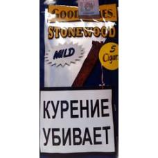 Сигариллы Good Times Stonewood 5 шт Мягкие Стоунвуд