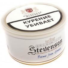 Табак трубочный STEVENSON  Basma from Greece Ориентал N14 (Англия) 40 гр (банка)