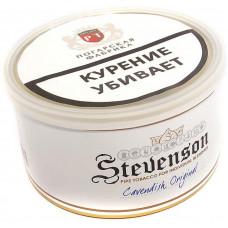 Табак трубочный STEVENSON  Cavendish Original Кавендиш N20 (Англия) 40 гр (банка)
