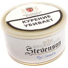 Табак трубочный STEVENSON  Red Cavendish Кавендиш N21 (Англия) 40 гр (банка)