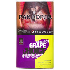 Табак сигаретный MAC BAREN Choice Double Grape Finicut