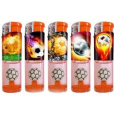 Зажигалка Football пьезо XHD95