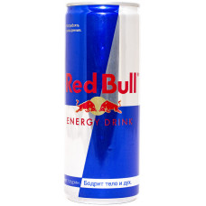 Напиток RedBull 0.25л Classic