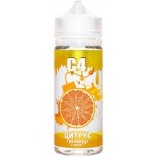 Жидкость С4 127 мл Цитрус Грейпфрут Лимон 3 мг/мл