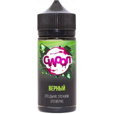 Жидкость Сироп 100 мл Верный Дыня Киви 3 мг/мл