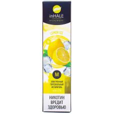 Вейп INHALE M 550 тяг Lemon Ice 2% Salt Одноразовый 400 mAh