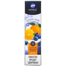 Вейп INHALE M 550 тяг Blueberry Orange 2% Salt Одноразовый 400 mAh