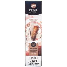 Вейп INHALE M 550 тяг Coffee Ice 2% Salt Одноразовый 400 mAh