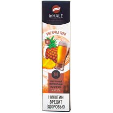 Вейп INHALE M 550 тяг Pineapple Beer 2% Salt Одноразовый 400 mAh
