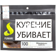 Табак Fumari 100 г Мандарин